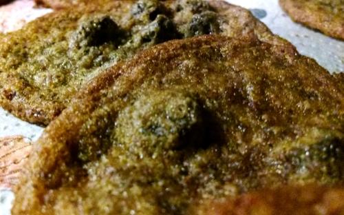 darkchocorangecookies